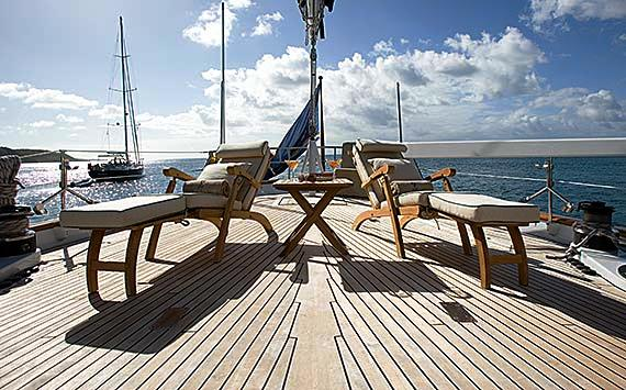 Axia Aft Deck